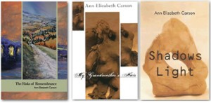 books by Ann Elizabeth Carson